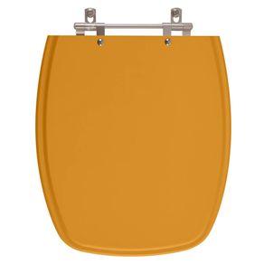 Assento-Sanitario-Stylus-Amarelo-Terra-para-vaso-Celite