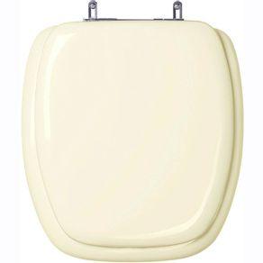 Assento-Sanitario-Almofadado-Fast-Bege-Claro-para-Vaso-Deca