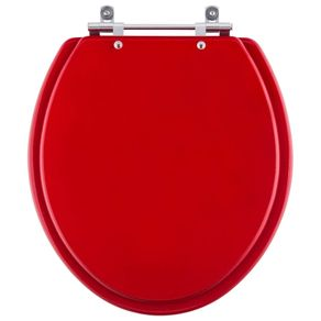 Assento-Sanitario-Colorido-Vermelho