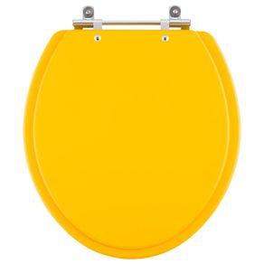 Assento-Sanitario-Colorido-Amarelo