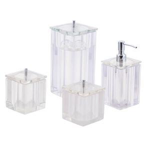 Conjunto-de-Potes-para-Banheiro---Quadrado---Cristal-Translu