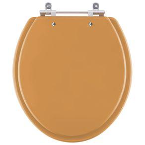 Assento-Sanitario-Convencional-Oval-Amarelo-Terra-para-vaso-Celite